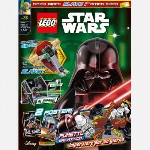 LEGO Star Wars - Magazine Numero 28 + Mitico gioco Slave