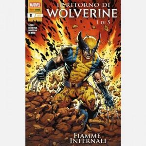 Wolverine Il Ritorno di Wolverine  51/377