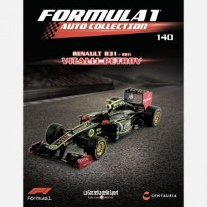 Formula 1 Auto Collection Renault R31