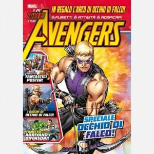 Avengers Magazine Uscita N° 34