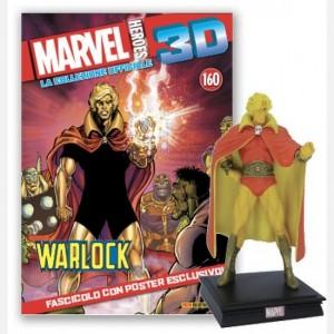 Marvel Heroes 3D - La collezione ufficiale Adam Warlock