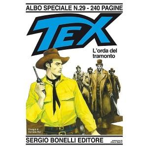 Tex Speciale N.29 - L'orda del tramonto