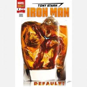 Iron Man Uscita N° 8