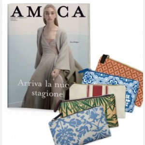 Amica Magazine Amica (Gennaio 2019) + Pochette
