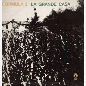 Progressive Rock italiano in Vinile Formula 3 - La grande casa