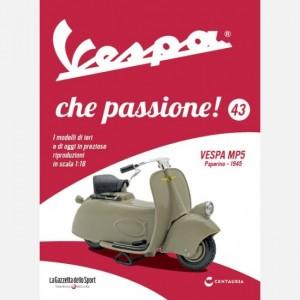 Vespa che passione! Vespa Mp5 Paperino - 1945