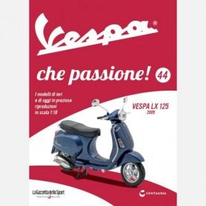 Vespa che passione! Vespa Lx 2005
