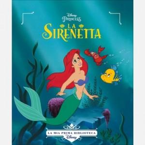 OGGI - La mia prima biblioteca Disney La Sirenetta