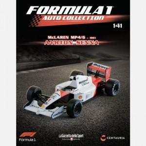 Formula 1 Auto Collection McLaren Mp4/6