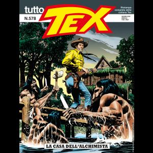 Tutto Tex N.578 - La casa dell'alchimista