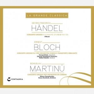 La grande classica Haendel - Bloch - Martin