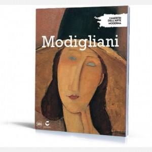 I maestri dell'arte moderna (ed. 2019) Modigliani