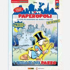 I Love Paperopoli 1 parte Castello del Duca Pazzo + Collinetta