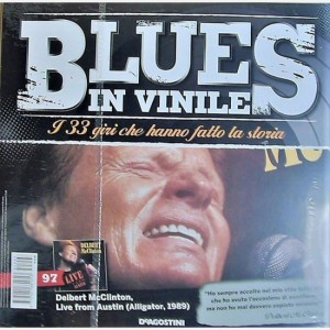 Blues in Vinile Delbert McClinton, Live in Austin