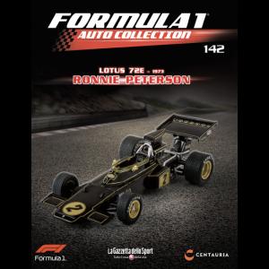 Formula 1 Auto Collection Lotus 72E