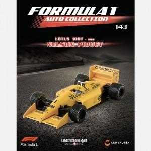 Formula 1 Auto Collection Lotus 100T Honda