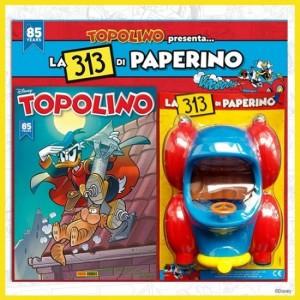Disney Topolino presenta La 313 di Paperino Topolino N° 3316 + La 313 di Paperino (Parte #1: automobile)