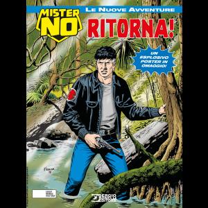 Mister No - Le nuove avventure N.1 - Mister No Ritorna!