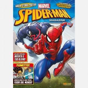Spider-Man - Magazine Numero 13 + Il blaster