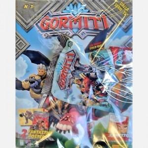 Gormiti - Magazine Numero 3 + 2 fantastici poster