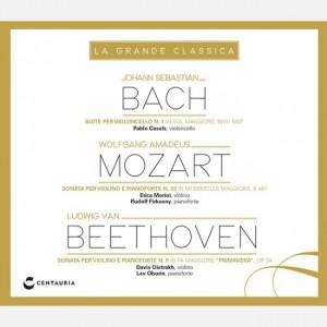 La grande classica Bach - Mozart - Beethoven