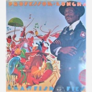 Blues in Vinile Professor Longhair, Crawfish Fiesta