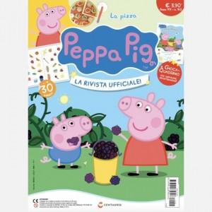 Peppa Pig - La Rivista Ufficiale! Uscita N° 142 + Il set pizza