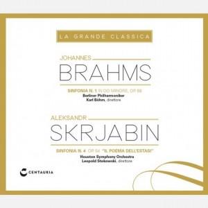La grande classica Brahms - Skrjabin