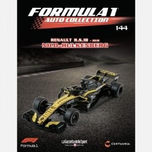 Formula 1 Auto Collection Renault R.S. 18 (2018) - Nico Hulkernberg