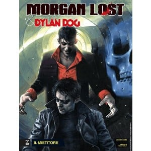 Morgan Lost e Dylan Dog N.3 - Il mietitore