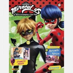 Miraculous - Le Storie di Ladybug e Chat Noir Ladybug - Uscita N° 22 + La collana e gli orecchini di Miraculous