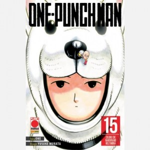 One Punch Man One-Punch Man! N° 15