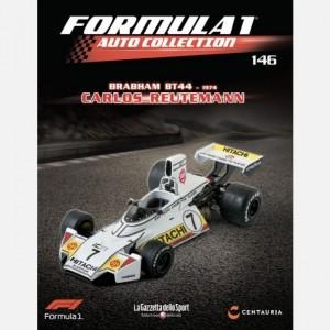 Formula 1 Auto Collection Brabham bt 44 (1974) - Carlos Reutemann