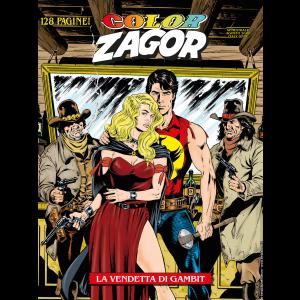 Color Zagor N.9 - La vendetta di Gambit