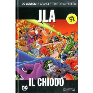 Dc Comics Le Grandi Storie... - N° 71 - Jla: Il Chiodo - Rw Lion