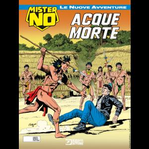 Mister No - Le nuove avventure N.2 - Acque morte