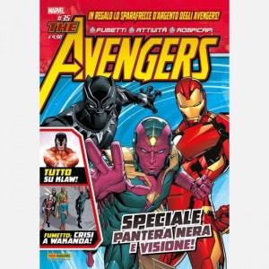Avengers Magazine Uscita N° 35