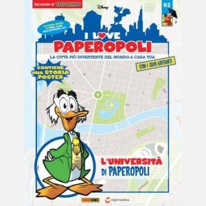 I Love Paperopoli 1 parte Università + Evy