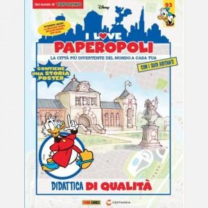 I Love Paperopoli 1 parte Università + 1 pezzo Base