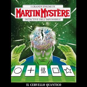 Martin Mystère bimestrale N.364 - Il Cervello Quantico
