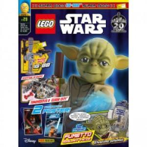 LEGO Star Wars - Magazine Numero 29 + Super gioco IG-88