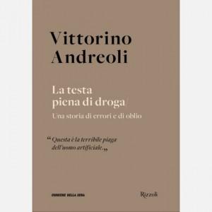 I libri di Vittorino Andreoli La testa piena di droga