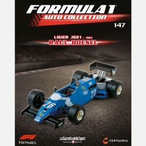 Formula 1 Auto Collection Ligier js21 (1983) - Raul Boesel
