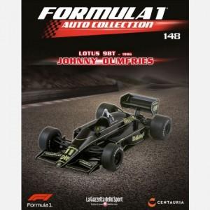 Formula 1 Auto Collection Lotus 98T Renault (1986) - Jhonny Dumfries