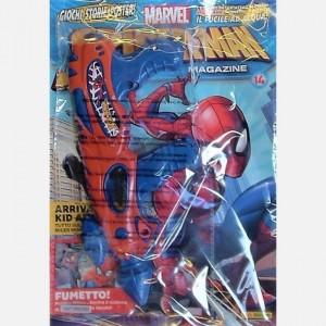 Spider-Man - Magazine Numero 14 + Il blaster