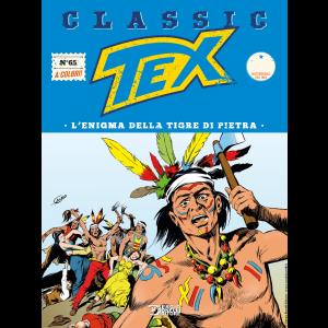 Tex Classic N.65 - L'enigma della tigre di pietra