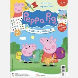 Peppa Pig - La Rivista Ufficiale! Uscita N° 143 + Il kit da esploratore