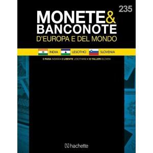 Monete e Banconote uscita 235