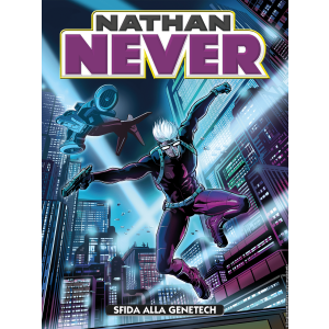 Nathan Never N.339 - Sfida alla Genetech