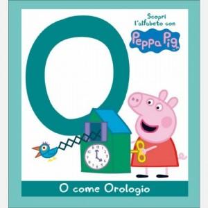 OGGI - Scopri l'alfabeto con Peppa Pig O come Orologio